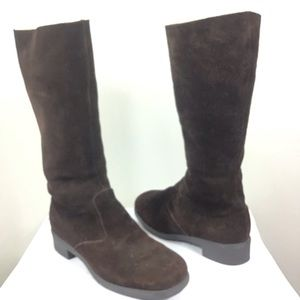 LLBean, Made in England Shearling Boots 8.5/9